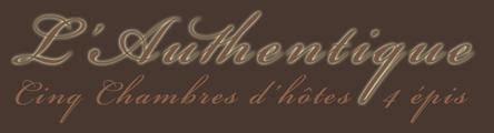 L'Authentique, Chambres d'hôtes DOUBS